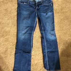 Silver Jeans size 20